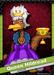 062 Queen Hildread