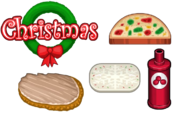 Christmas Ingredients - Cheeseria