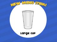 Papa's Freezeria - Large Cup