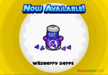 Unlocking wildberry derps