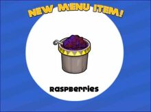 Unlocking raspberries