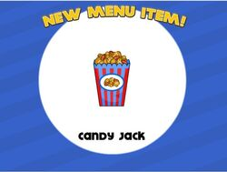 Candy jack unlocked