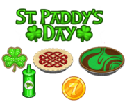 St. Paddy's Day Ingredients - Bakeria