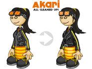 Akari clean1
