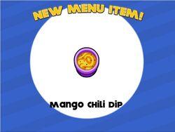 Unlocking mango chili dip