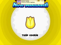 Papa's Cupcakeria - Tulip Cookie