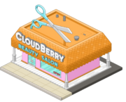 CloudBerry Beuaty Salon