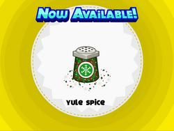 Papa's Pastaria - Yule Spice