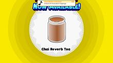 Chai Reverb Tea PHD
