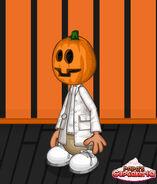 Gareth Bale (Halloween)