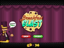 Papa's Pancakeria - Breakfast Blast Title Card