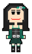 Pixel Willow 2
