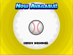 Papa's Cupcakeria - Candy Baseball