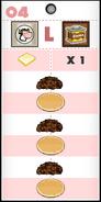 Rico's Pancakeria Order