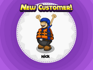 I finally unlocked Nick