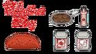 Taco Mia To Go! - Valentines Day Ingredients