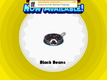 Black beans unlocked