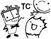 Flipnote Hatena TeenChat Characters