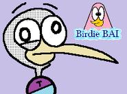 Tee Kiwi Birdie BAI Character Flipnote Hatena Studio Icon