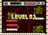 Level 1 of minibot a