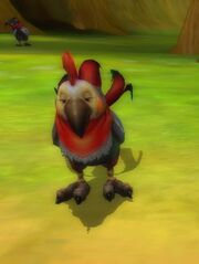 Fierce Parrot