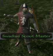 Swadian scout master