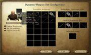 Dynamic Weapon Sets (Beta)