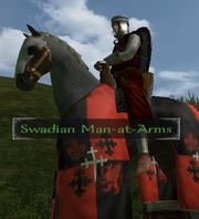 Swadian man-at-arms