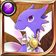 Shinka ryuu 20 year purple icon