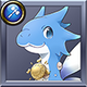 Shinka ryuu 05 year blue icon