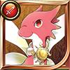 Shinka ryuu 20 year red icon