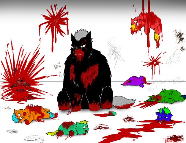 File:5966 - artist phantomfluffy blood carnage death gore howler fluffy legend kill monster murder smarty friend dies terror violence.png