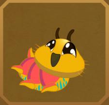 Humboldt's Perisama§Caterpillar