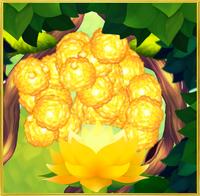 PollenFlower§Yellow ManyPollen