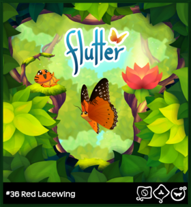 Red Lacewing§Loading Screen