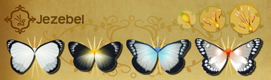Jezebel Set§Flutterpedia