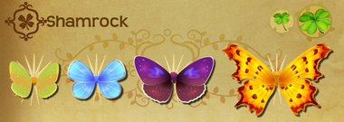 Shamrock Set§Flutterpedia