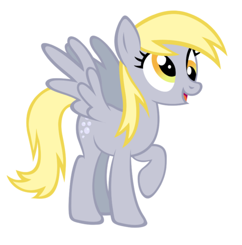 File:Derpy Hooves on the ground.png