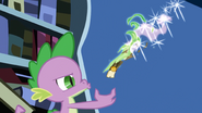 Spike Sending Scroll