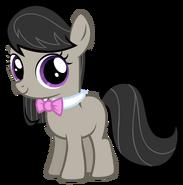 Octavia as a filly