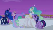 Princess Celestia -your time will come- S4E25