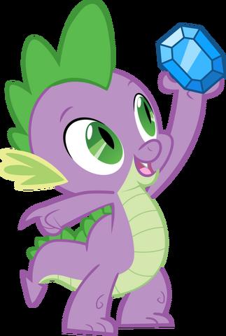 File:Spike holding up gem.png