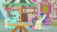 Lyra crying