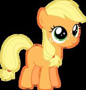 Applejack filly