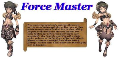 Force Master