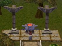 Dreadpet Dungeons (Krren Dacid Entrance or Gatekeeper)