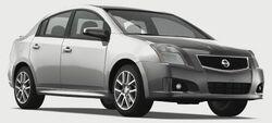 NissanSentra2007