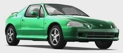 HondaCRXDelSol1995