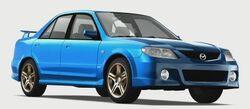 MazdaFamilia2001