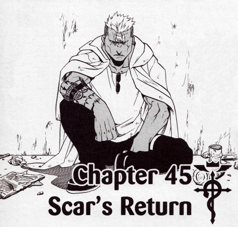 Chapter 45: Scar's Return